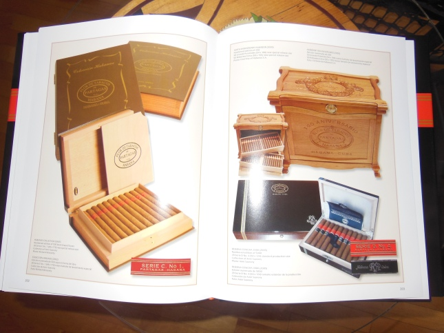 Partagas The Book/El Libro