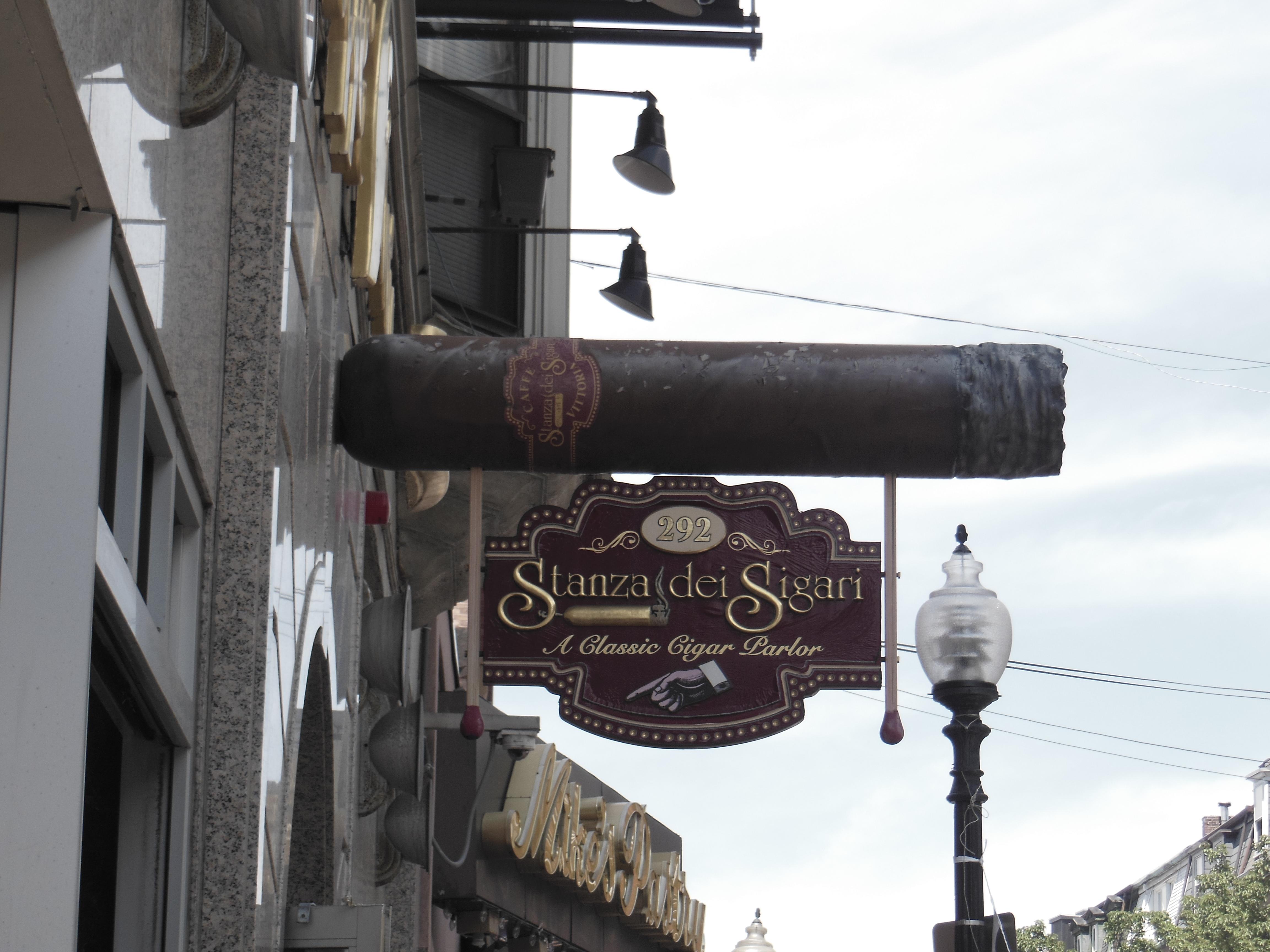 Stanza Dei Sigari History : English cigaresdr